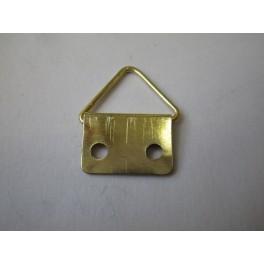 Picture frame hanger Gold