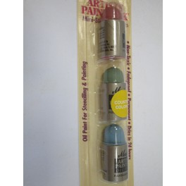 Markal oil paint in stick form Country Set 3 pcs