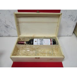 Box wine for 2 bottles