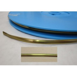 Self adhesive lead strip Brass