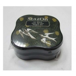 Fast drying ink StazOn Jet Black