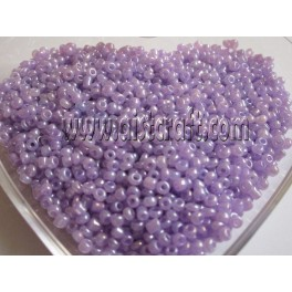 Beads 2 mm 50 g pearl