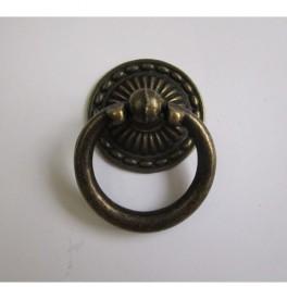 Metal handle 25x11 mm
