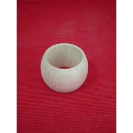 Wooden ring for napkins