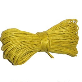 Waxed cotton wire 10 meters