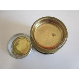 Liquid metal. Solvent-based paint. 30 ml.