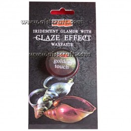 Glaze effect Wax paste