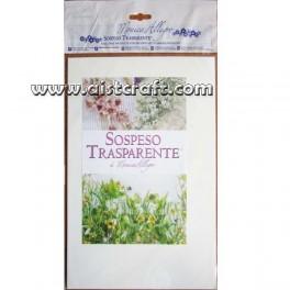 White film thermoformable Sospeso Trasparente