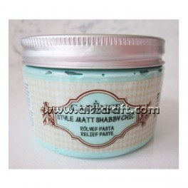 Shabby Chic Relief Paste (Matt)