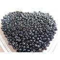 Beads 2 mm 50 g glossy