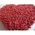 Beads 2 mm 50 glossy