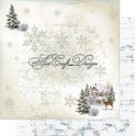 Scrapbooking paper Winter & Christmas 200 gsm