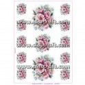 Rice paper for decoupage