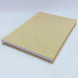 Notebook 80 white pages