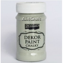 Chalky acrylic paint Soft 100 ml